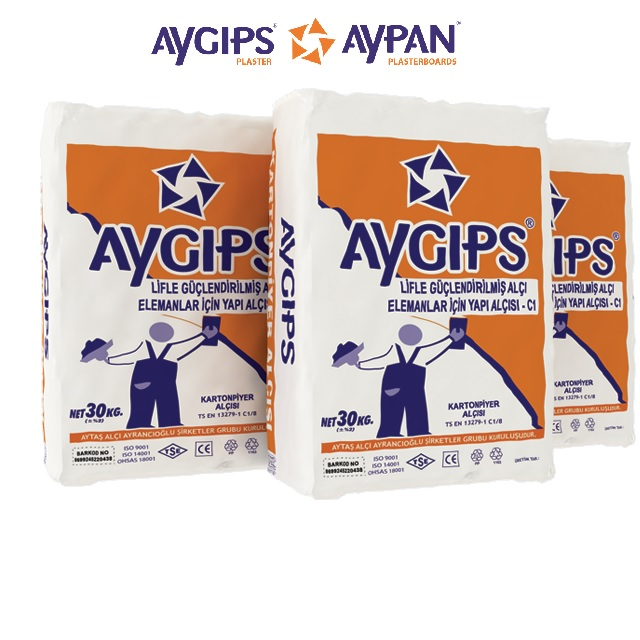 Plaster Of Paris POP Cement AYGIPS