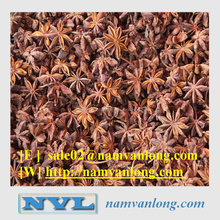 STAR ANISE WITH HIGH QUALITY AND COMPETITIVE PRICE