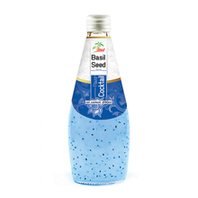 290ml Cocktail flavour Basil seed Drink