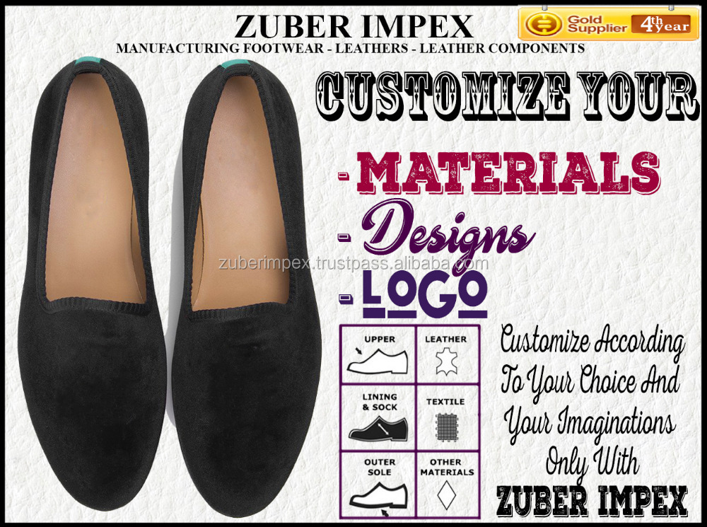 Customizable loafers for men - Customize your Material Designs Models Logo - Totally Customize your shoes to define your brand