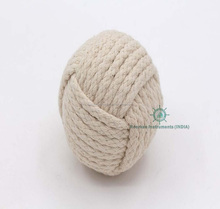 Twisted Rope Nautical Balls/Home Decoration Balls/Christmas Decor