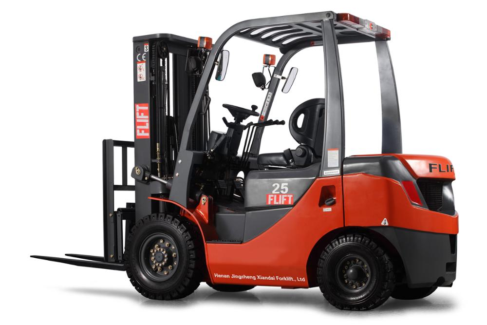 FLIFT 2.5 ton nissan engine new gasoline forklift