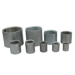 High Quality Galvanized Black Female Threaded Hexagon Union Malleable Cast Iron Pipe Fittings