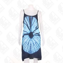 Wholesale Tie Dye Spaghetti Strap Beach Sun Dress