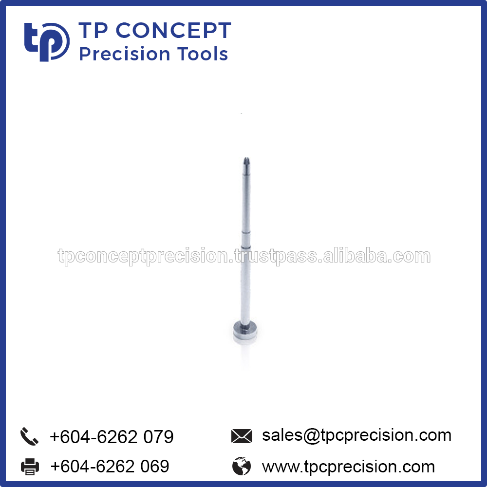 Precision Pins Turning Mold Parts PRO B08 From malaysia