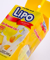 Lipo cookie cream flavor 135g packaging - Crispy and tasty biscuit from Vietnam