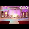 Graceful Asian Wedding Stage Decor