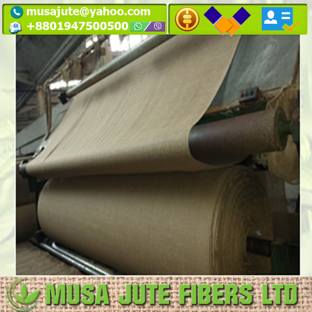 Best Quality 2016 jute hessian cloth,jute fabric suppliers in Bangladesh