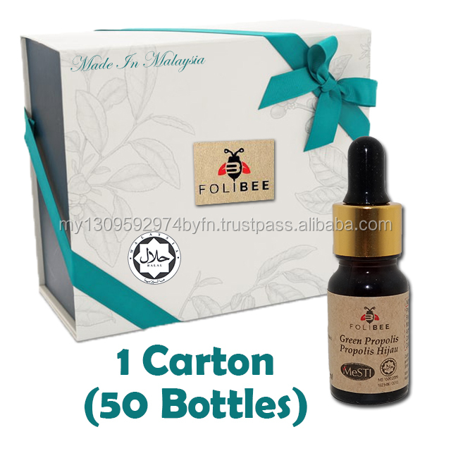 Stingless Bee Pure Propolis 50 Bottles