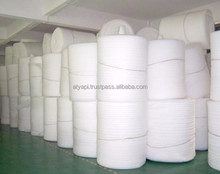 White or any other colors packing material / EPE foam packing sheet/roll