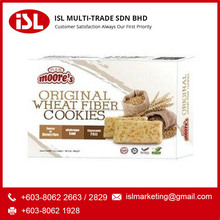 ISL MOORE'S Halal Original Wheat Fibre Cookies oat biscuit From Malaysia