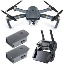 In Stock DJI Mavic Pro Quadcopter Drone with 4K Camera and Wi-Fi Dual Battery Bundle
