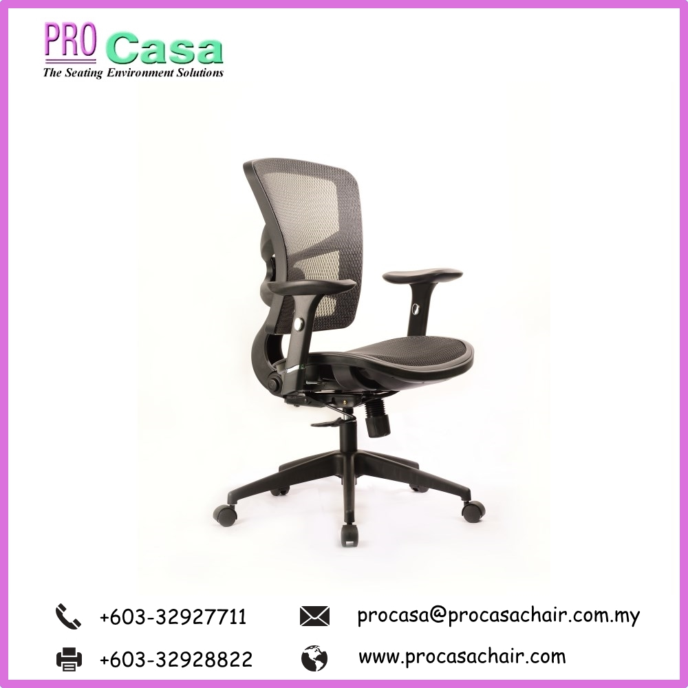 Malaysia office Furniture PRO174MN Executive Mesh Office Chair
