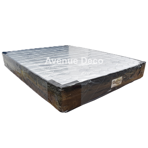 High Quality Luxury Queen Size 10 Inch Chiropractic Spring Bed Mattress