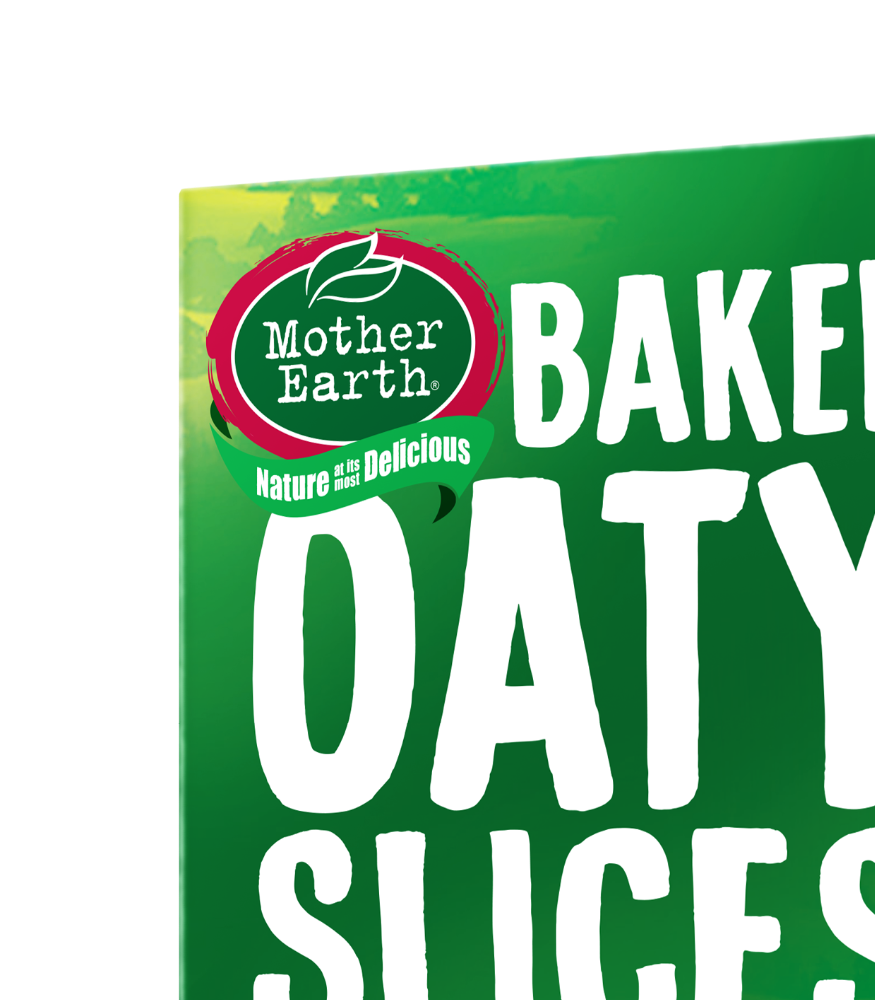 Mother Earth Baked Oaty Slices