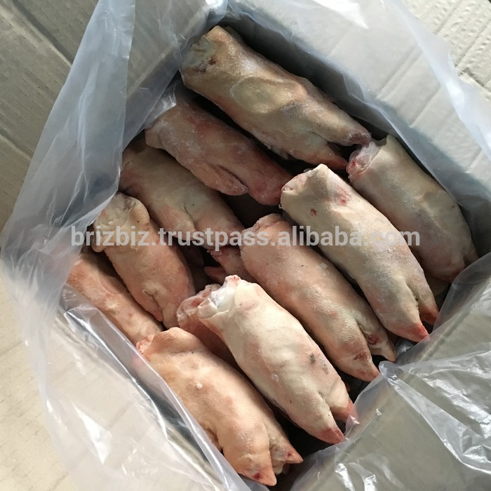 Frozen Pork Hind Feet