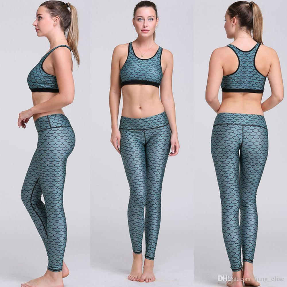 Ladies Fitness Workout Suit