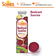 300ml Beet Juice Bottled for Export Ready Supply
