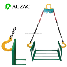 Major products japan 4 legs chain sling with springs manufacturer AUZAC