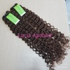 Brazilian high quality Curly brown hair- Same culcicle aligned- Real human hair