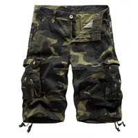 camouflage pants,military colors cago shorts,loose fit cargo shorts,cargo shorts,camou pants,6pockets cargo shorts,