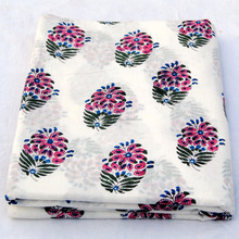 wholesale christmas decor fabric cotton dress sewing running material