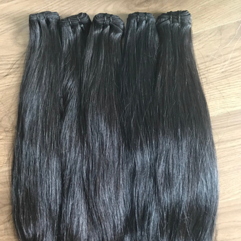 Factory Price Cuticle Aligned Indian Hair Mink Brazilian Hair 60 Inch Long Hair Extensions