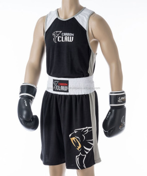 PREMIAM BOXING SET/BOXING SUIT SHORTS+VEST/PRINTED BOXING SET/BOXING SET WITH GLOVES