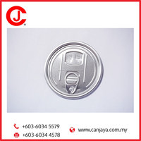 Aluminum Tinplate Lid Opener Easy Open End and RCD Opener Composite Can