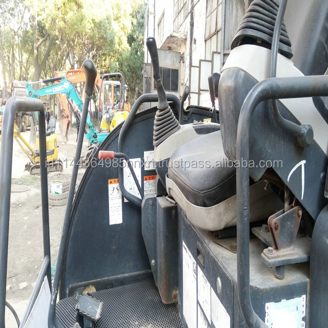 KOMATSU PC20MR-2 used mini excavator Japan's original bobcat mini excavator parts hot selling