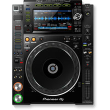 Pioneer Pair of CDJ-2000 Nexus (2) CD Players 1 DJM-2000 Nexus DJ Mixer CDJ2000
