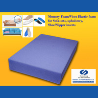 Memory Foam visco elastic foam for mattress