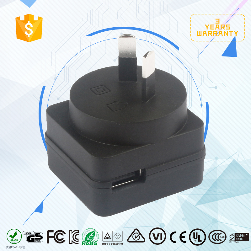 Hot sale class 2 100-240v to 12v 1a cctv power supply 12volt 1a wall mount power adapter usb charger