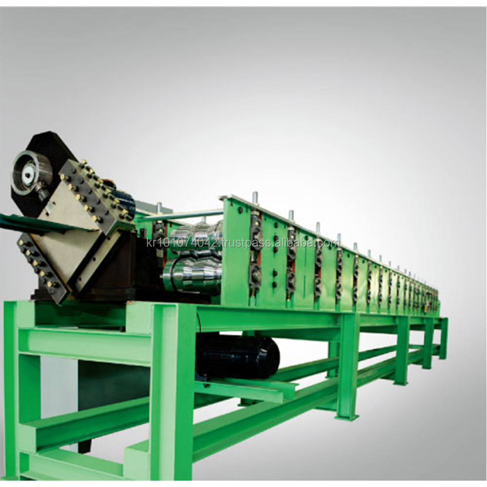 High quality and cheap price best performance steel tile roof siding forming machine