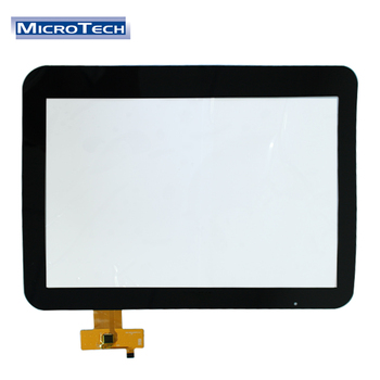 Car Video 12 Inch LCD TV LCD 1280x800 LCD Touch Screen