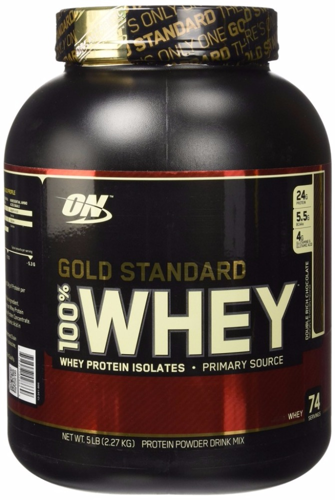 Optimum Nutrition Gold Standard Whey Protein Supplements