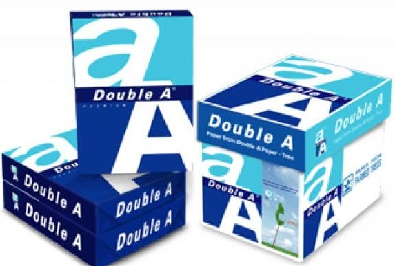 Quality Double A A4 Copy Paper 80Gsm.210mm x 297mm