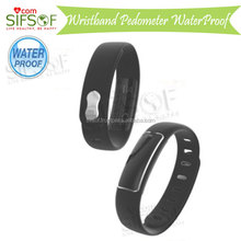 SIFIT-5.5 2015 Wearable Device, Bluetooth 4.0, Pedometer Tracks Distance, Calorie, Time display, Drinking Medicine, Meeting