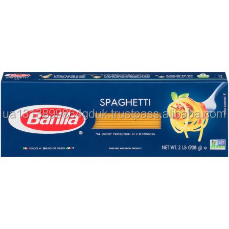 Pasta Barilla ( Famous Italian Spaghetti) availabe at Factory Prices