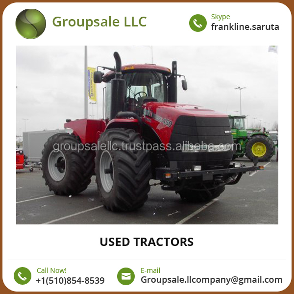 High End Used Farm Tractor/ Used Mini Tractor Available at Best Price