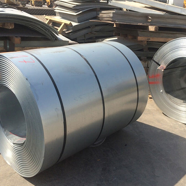 EN DX51D Z180 Z220 Z275 Galvanized And Aluminized Steel Coils