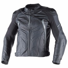 2016 Hot Selling Black Leather Motorcycle Jacket For Mens Winter Clothes