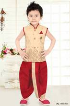 kids Boys Indian Kurta Dhoti