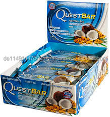 Quest Nutrition Natural Protein Bar With Various Flavors