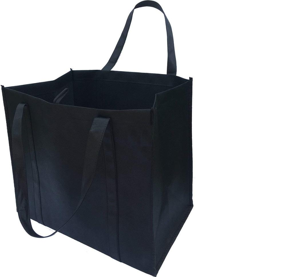 Reusable Grocery BagsHold 40+ lbs - Heavy Duty Shopping <strong>Bags</strong>