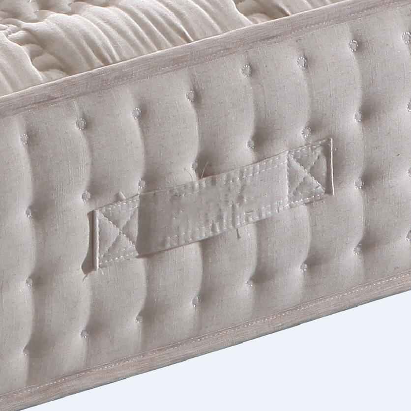 High Density Foam Soft Cotton Pocket Spring Mattress - Jozy Mattress | Jozy.net