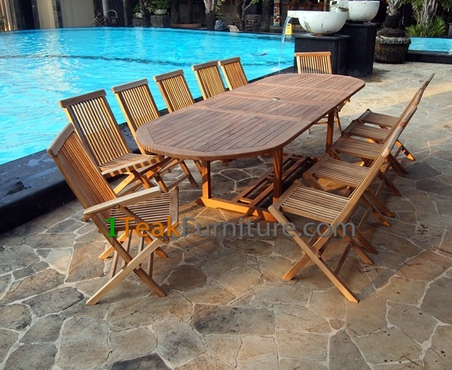 TEAK GARDEN FURNITURE INDONESIA - WOODEN FURNITURE 2017
