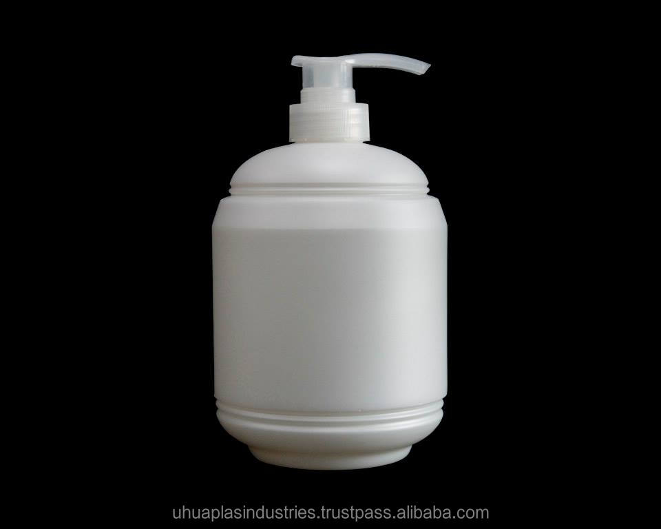 (B111) 1L HDPE Plastic Bottle