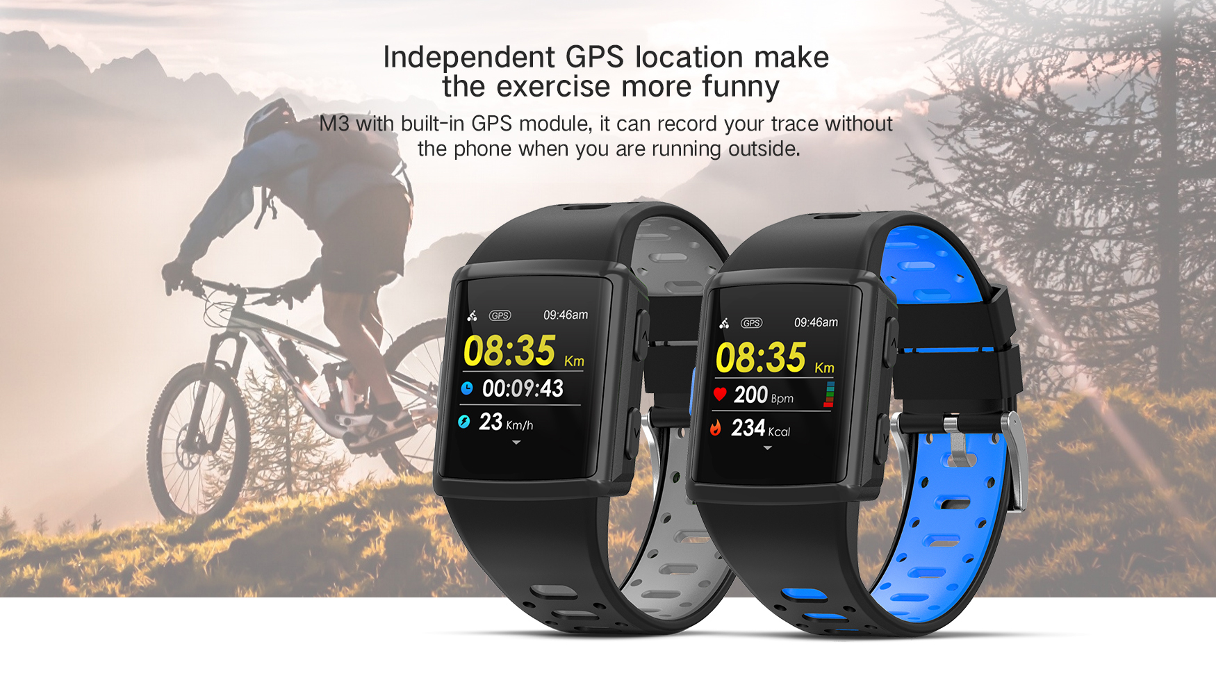 2019 smart watch with weather OEM/ODM service MTK 2503 heart rate monitor call/remind monitor