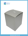Caton folding box for candle, gift box for candles